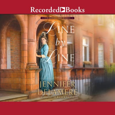 Line by Line by Jennifer Delamere audiobook