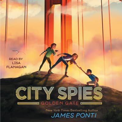 Golden Gate by James Ponti audiobook
