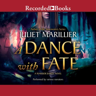 A Dance with Fate by Juliet Marillier audiobook