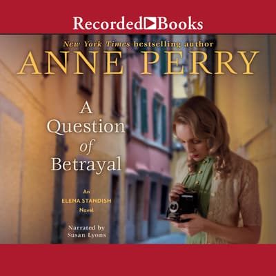 A Question of Betrayal by Anne Perry audiobook