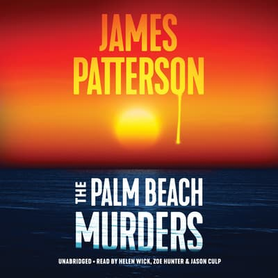 The Palm Beach Murders by James Patterson audiobook