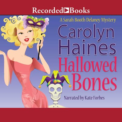Hallowed Bones by Carolyn Haines audiobook
