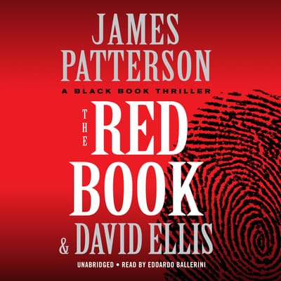 The Red Book by James Patterson audiobook