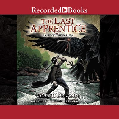 The Last Apprentice by Joseph Delaney audiobook