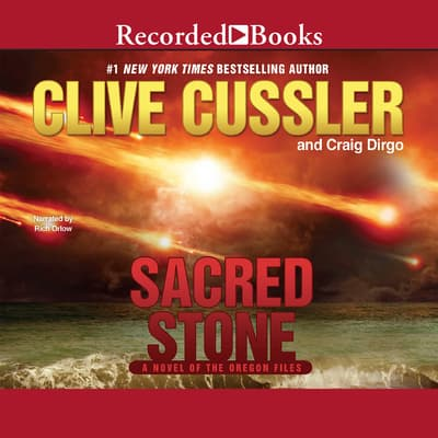 Sacred Stone by Clive Cussler audiobook
