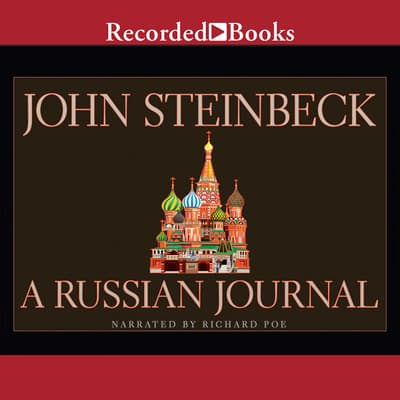A Russian Journal by John Steinbeck audiobook