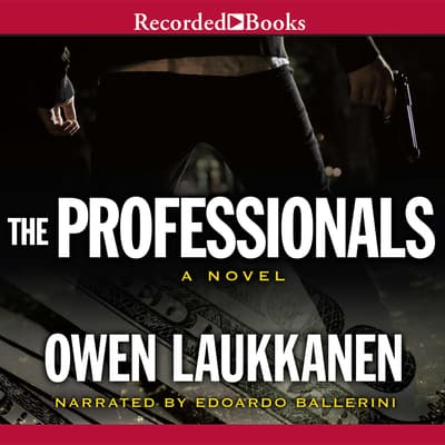 The Professionals by Owen Laukkanen audiobook