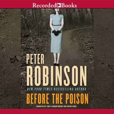 Before the Poison by Peter Robinson audiobook