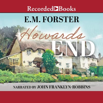 Howards End by E. M. Forster audiobook