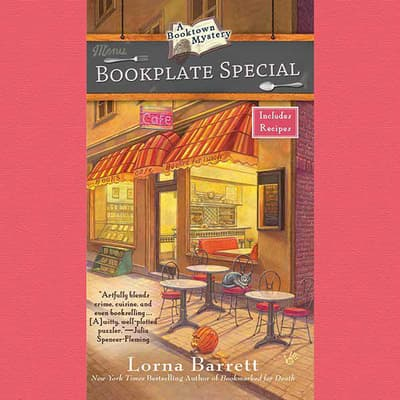 Bookplate Special by Lorna Barrett audiobook