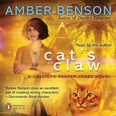 Cat's Claw by Amber Benson audiobook