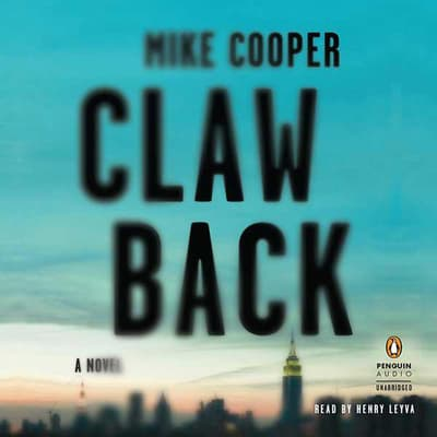 Clawback by Mike Cooper audiobook