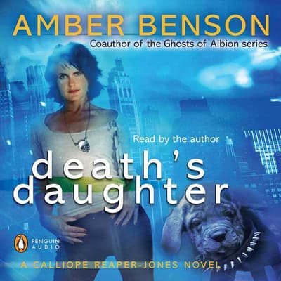 Death's Daughter by Amber Benson audiobook