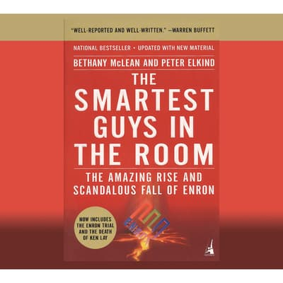The Smartest Guys in the Room by Bethany McLean audiobook