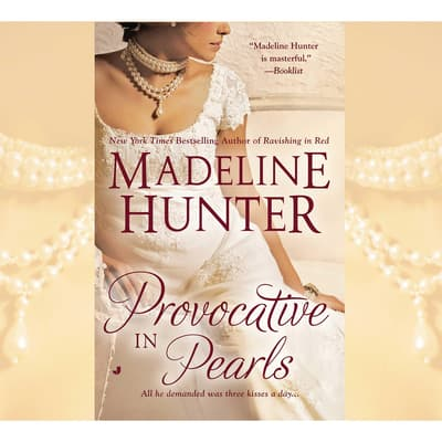 Provocative in Pearls by Madeline Hunter audiobook