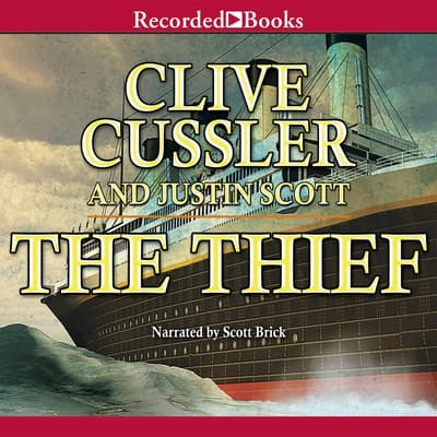 The Thief by Justin Scott audiobook