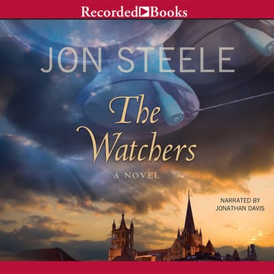 The Watchers by Jon Steele audiobook