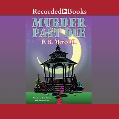 Murder Past Due by D.R. Meredith audiobook