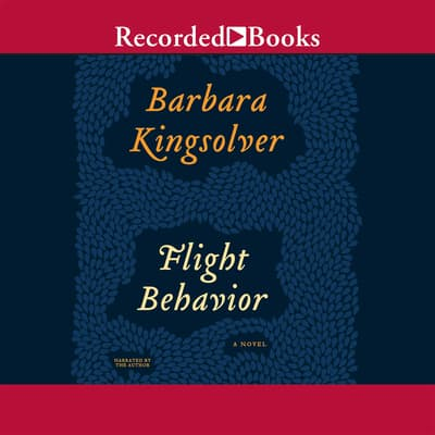 Flight Behavior by Barbara Kingsolver audiobook