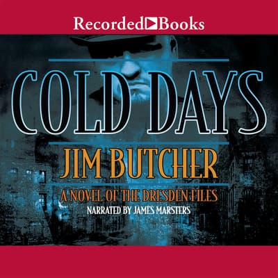 Cold Days by Jim Butcher audiobook