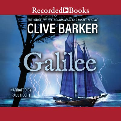 Galilee by Clive Barker audiobook