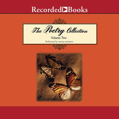 The Poetry Collection: Volume II by Various  audiobook