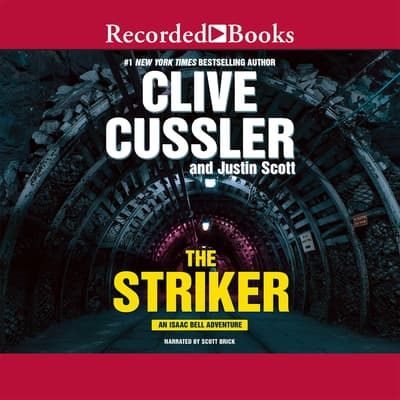 The Striker by Justin Scott audiobook