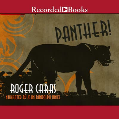 Panther! by Roger Caras audiobook