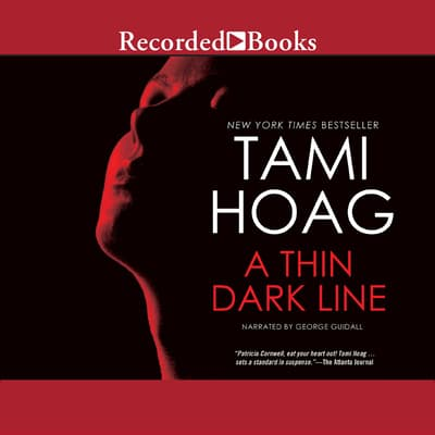 A Thin Dark Line by Tami Hoag audiobook