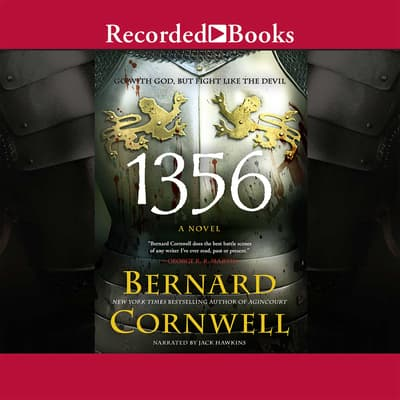 1356 by Bernard Cornwell audiobook
