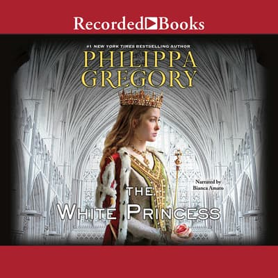 The White Princess by Philippa Gregory audiobook