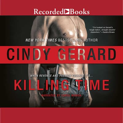 Killing Time by Cindy Gerard audiobook