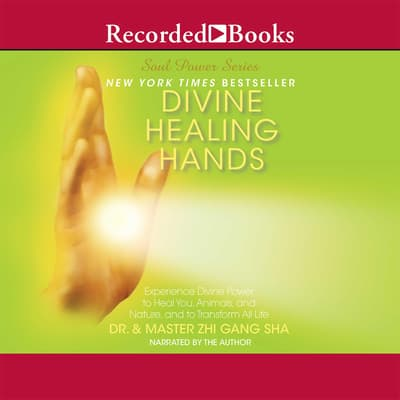 Divine Healing Hands by Zhi Gang Sha audiobook