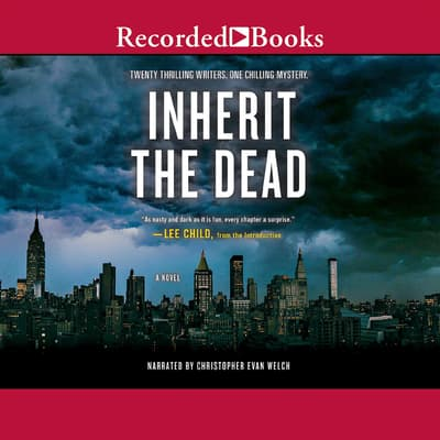 Inherit the Dead by Lee Child audiobook