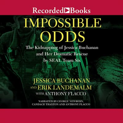 Impossible Odds by Jessica Buchanan audiobook