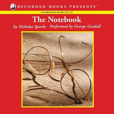 The Notebook by Nicholas Sparks audiobook