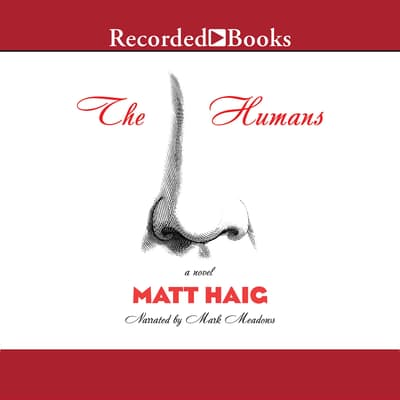 The Humans by Matt Haig audiobook