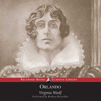 Orlando by Virginia Woolf audiobook