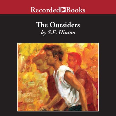 The Outsiders by S. E. Hinton audiobook