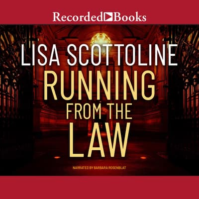 Running from the Law by Lisa Scottoline audiobook