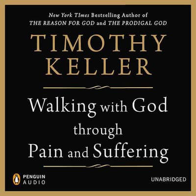 Walking with God through Pain and Suffering by Timothy Keller audiobook