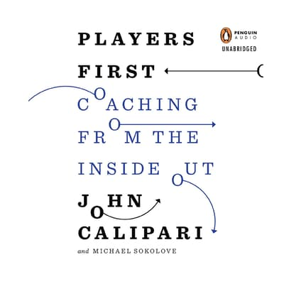 Players First by John Calipari audiobook