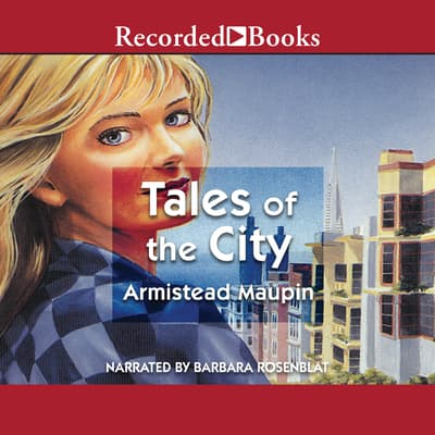 Tales of the City by Armistead Maupin audiobook