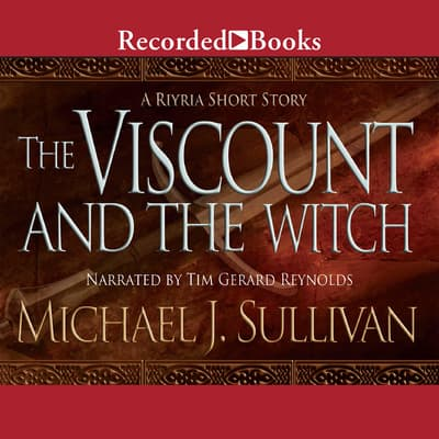 The Viscount and the Witch by Michael Sullivan audiobook