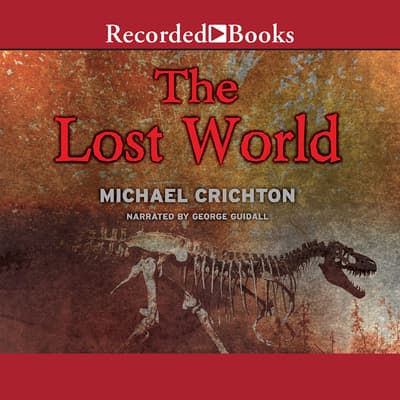 The Lost World by Michael Crichton audiobook