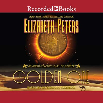 The Golden One by Elizabeth Peters audiobook
