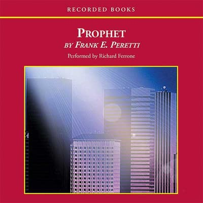 Prophet by Frank E. Peretti audiobook