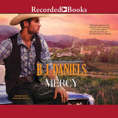 Mercy by B. J. Daniels audiobook