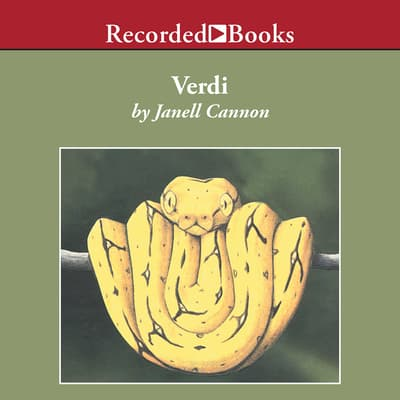 Verdi by Janell Cannon audiobook