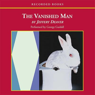 The Vanished Man by Jeffery Deaver audiobook